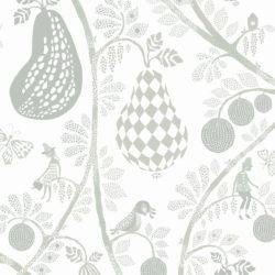 Fruit Garden White/Green