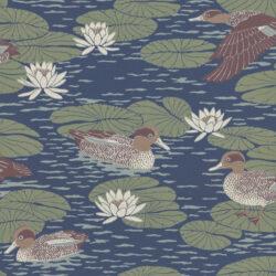 Duck Pond deep blue